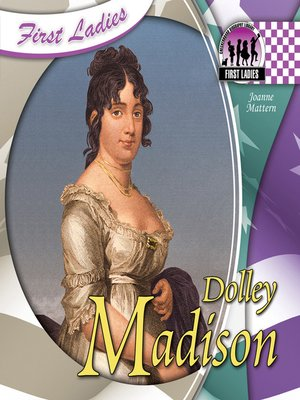 cover image of Dolley Madison
