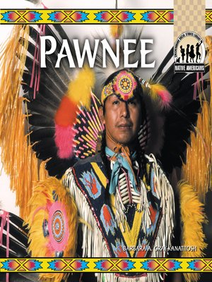 cover image of Pawnee