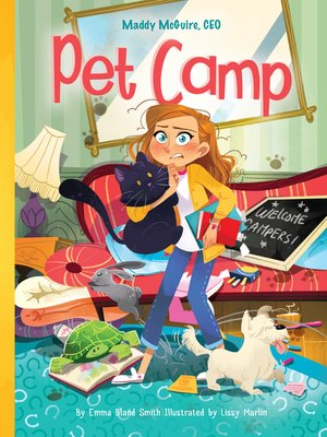 cover image of Pet Camp