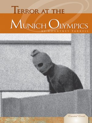 cover image of Terror at the Munich Olympics