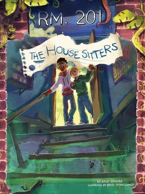 cover image of House Sitters