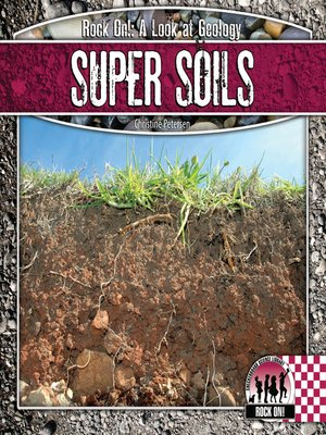cover image of Super Soils