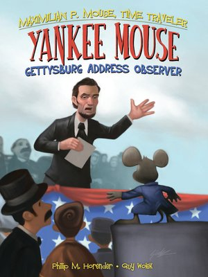 cover image of Yankee Mouse