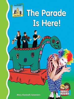 cover image of Parade is Here!