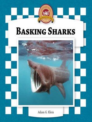 cover image of Basking Sharks
