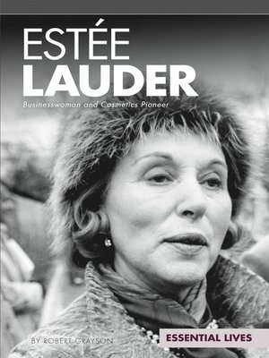 cover image of Estée Lauder