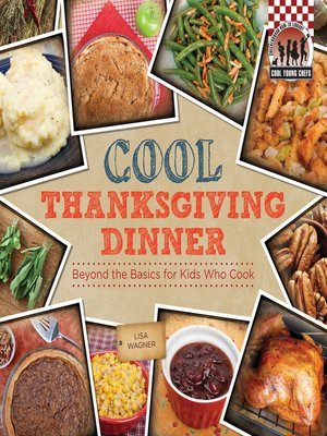 cover image of Cool Thanksgiving Dinner