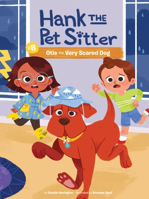 cover image of Book 8: Otis the Very Scared Dog
