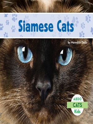 cover image of Siamese Cats