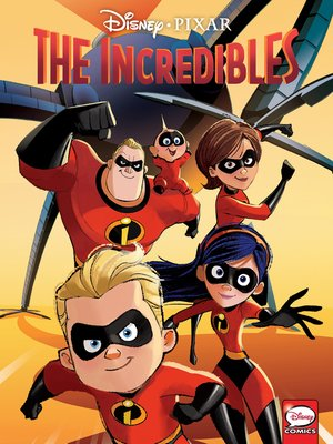 cover image of Disney and Pixar Movies: The Incredibles