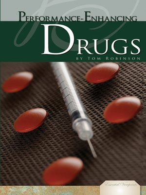 cover image of Performance-Enhancing Drugs