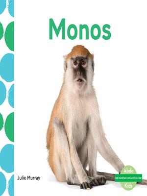 cover image of Monos (Monkeys)