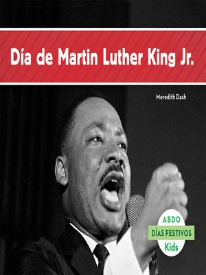 cover image of Día de Martin Luther King Jr.