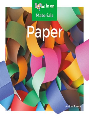 cover image of Paper