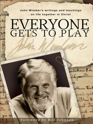 cover image of Everyone Gets to Play