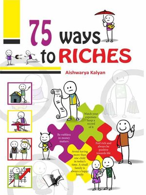 cover image of 75 Ways to Riches