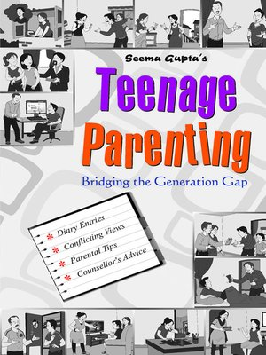 cover image of Teenage Parenting