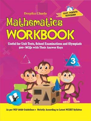 cover image of Mathematics Workbook Class 3