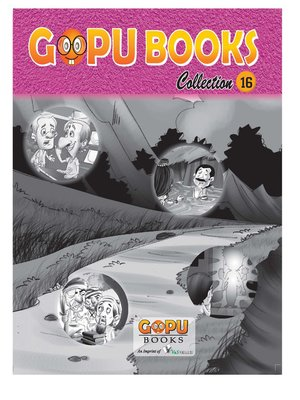 cover image of GOPU BOOKS COLLECTION 8