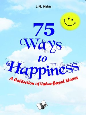 cover image of 75 Ways to Happiness