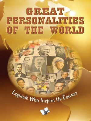 cover image of Greatest Personalities of the World