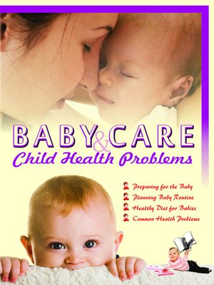 cover image of Baby Care & Child Health Problems