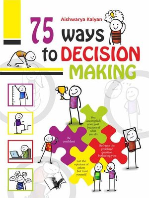 cover image of 75 Ways to Decision Making