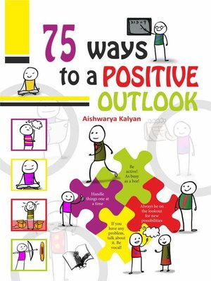 cover image of 75 Ways to Positive Outlook