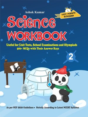 cover image of Science Workbook Class 2