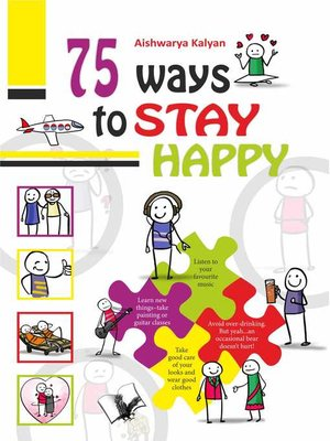 cover image of 75 Ways to Stay Happy