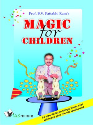 cover image of Magic for Children