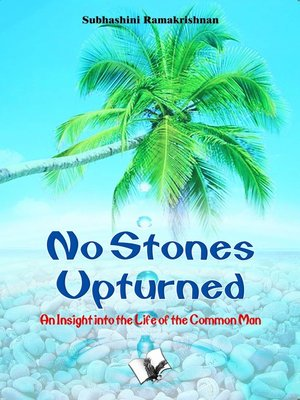 cover image of No Stones Upturned