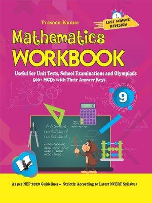 cover image of Mathematics Workbook Class 9