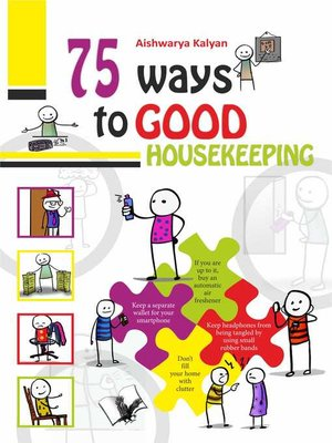cover image of 75 Ways to Good Housekeeping