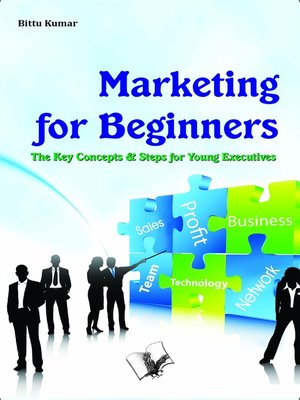 cover image of Marketing for Beginners