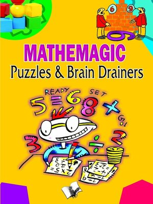 cover image of Mathemagic Puzzles and Brain Drainers
