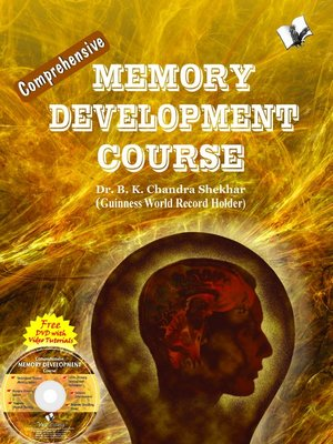 cover image of Comprehensive Memory Development Course