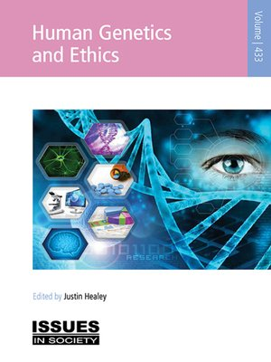 cover image of Human Genetics and Ethics