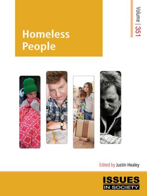 cover image of Homeless People