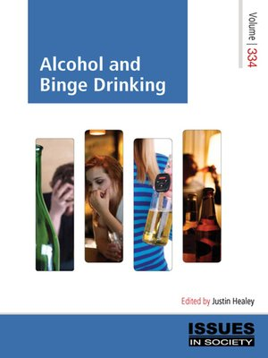 cover image of Alcohol and Binge Drinking