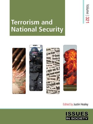 cover image of Terrorism and National Security