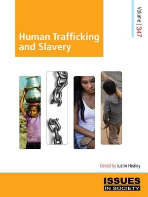 cover image of Human Trafficking and Slavery