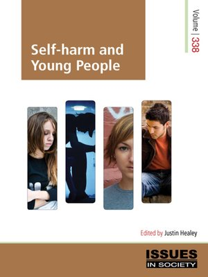 cover image of Self-harm and Young People