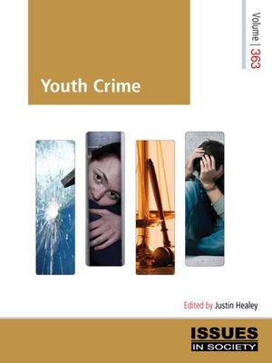 cover image of Youth Crime