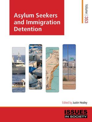 cover image of Asylum Seekers and Immigration Detention