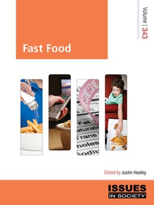 cover image of Fast Food