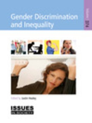 cover image of Gender Discrimination and Inequality