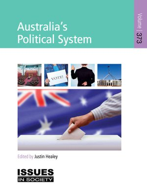 cover image of Australia's Political System