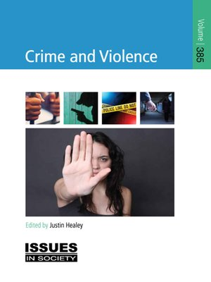 cover image of Crime and Violence