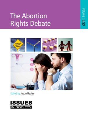 cover image of The Abortion Rights Debate